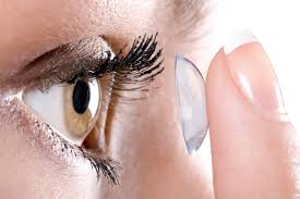 Contact Lens Wearers: Do You Floss?